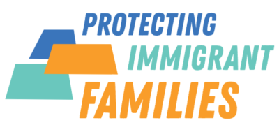 Protecting Immigrant Families logo
