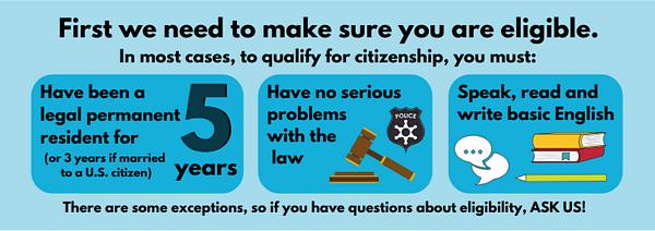 Citizenship eligibility