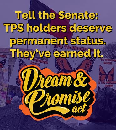 TPS campaign art